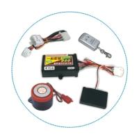 Touch-sensing Scooter Burglar Alarm