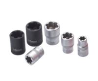 Sockets / Air Sockets / Penumatic tools