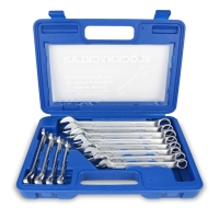 12pcs Combination Wrench