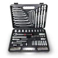 80pcs Mechanic Tool Kit 1/4