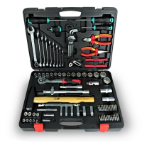 92 Pcs Mechanic Tool Kit 1/4