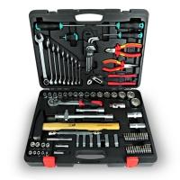 92 Pcs Mechanic Tool Kit 1/4