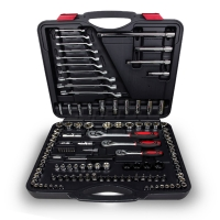 120pcs Socket Set 1/4