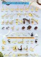 Fasteners, nails, nuts, rivets screws