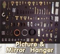 Picture & mirror hangers