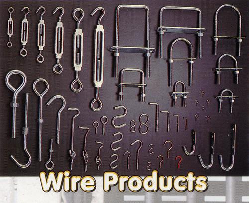 螺丝钩类、金属线材挂钩