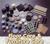 地板及傢俱用塑膠保護腳墊