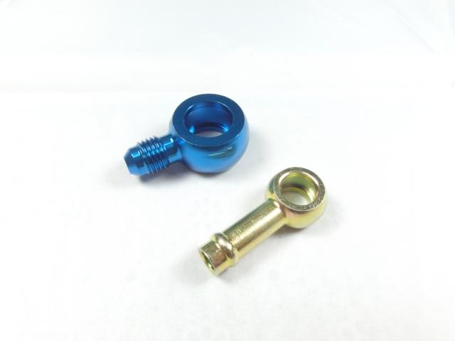 Fisheye connector
