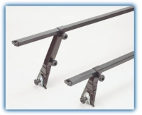 ROOF BAR for car with channel gutters (HIGH TYPE)