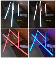 LED Ceiling -4 strips