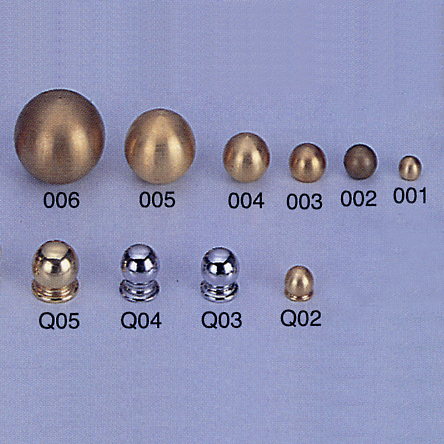 Lathed Brass Hardware Parts