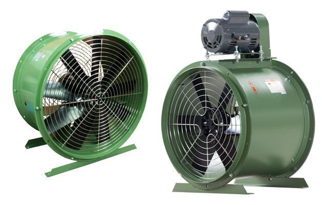 軸流式抽送風機