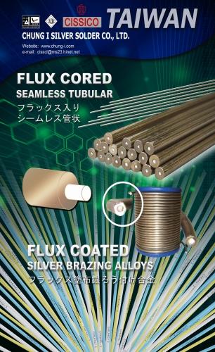 Flux cored Seamless tubular