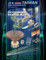 Cens.com Silver-Based Brazing alloys CHUNG I SILVER SOLDER CO., LTD.