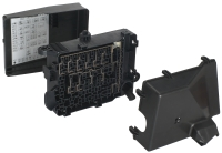 Automotive relay box