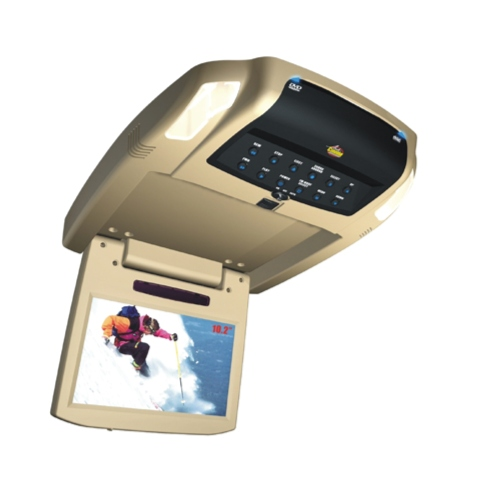 Roof Mount Monitor with DVD