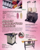 Bobbin Winder & spare parts梭子機及其配件