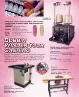 Bobbin Winder & spare parts梭子機及其配件