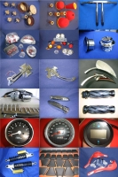 Motorcycle Parts & Accessories机车零配件