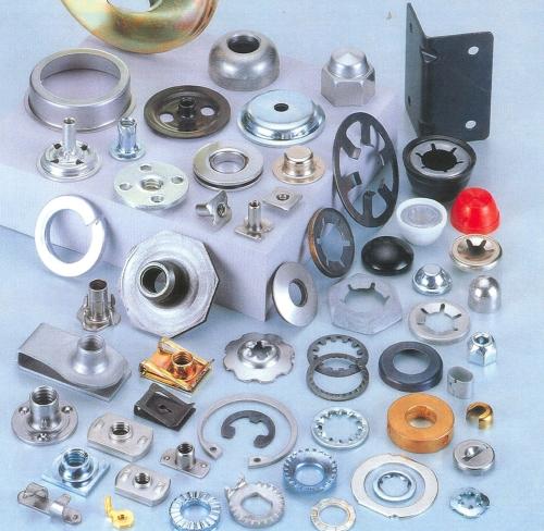 Machining & Stamping Parts金属冲压及加工品