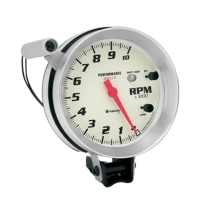 High Performance Tachometer with shift light
