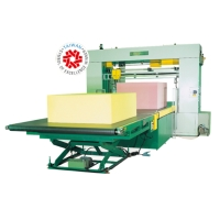 CNC Automatic Vertical & Horizontal Contour Cutting Machine (with Feed in & out Conveyer)