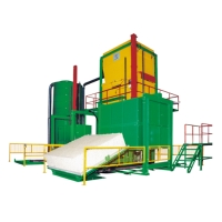 自动废料聚合机(含自动模桶装置)