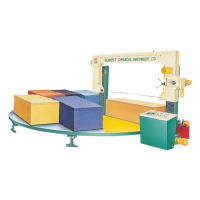 Cens.com Automatic Circular Horizontal Cutting Machine SUNKIST CHEMICAL MACHINERY LTD.