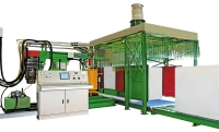 Block Foaming Machine with Smart Mold