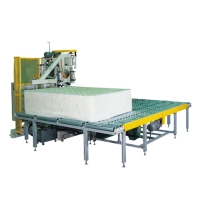 Cens.com Auto Tape-Edge Machine SUNKIST CHEMICAL MACHINERY LTD.