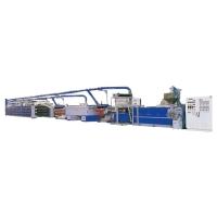PP / PE Flat Yarn Making Machine