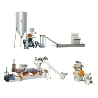 Waste Plastic Recycling Machinery