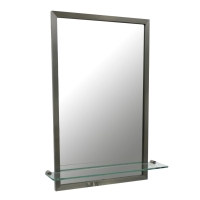 Stainless mirror