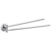 29753 Double split towel bar