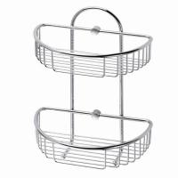 C207 Double basket 250 x 145 x 380 mm