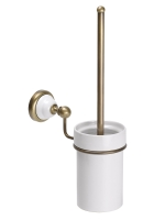 1820-AB Toilet brush holder