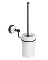 1820-BK Toilet brush holder