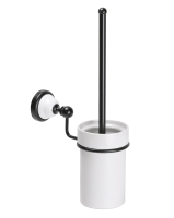 1820-BK Toilet brush holder