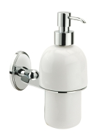 30106-B Ceramic soap dispenser