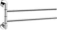 30453 Two-lager movable towel bar