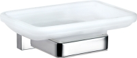 30805 Soap holder with glass