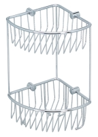 C202 190x190x340mm Corner basket