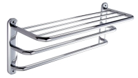 XJ232 Towel shelf with bar