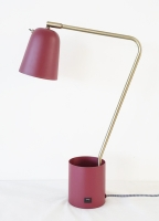 CENS.com table lamp, with USB