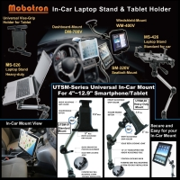 In-car Universal Laptop/tablet/smart-phone Holders