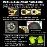 Multi-fit Wheel Nut Indicators & Nut Retainers