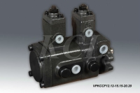 Variable Double Vane Pump/Variable Vane Pump/ Variable Displacement Pump
