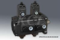 Variable Double Vane Pump/Variable Vane Pump