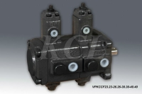 可变容量轮叶泵/变亮双泵