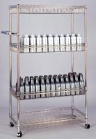 铁管组合家具置物架